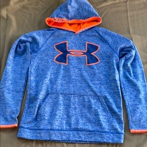 Under Armour Hoodie Loose Size YXL